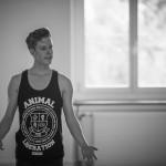 Yoga mit Tim Reichenbach im Tanzstudio MOVE